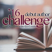 2016 Debut Author Reading Challenge