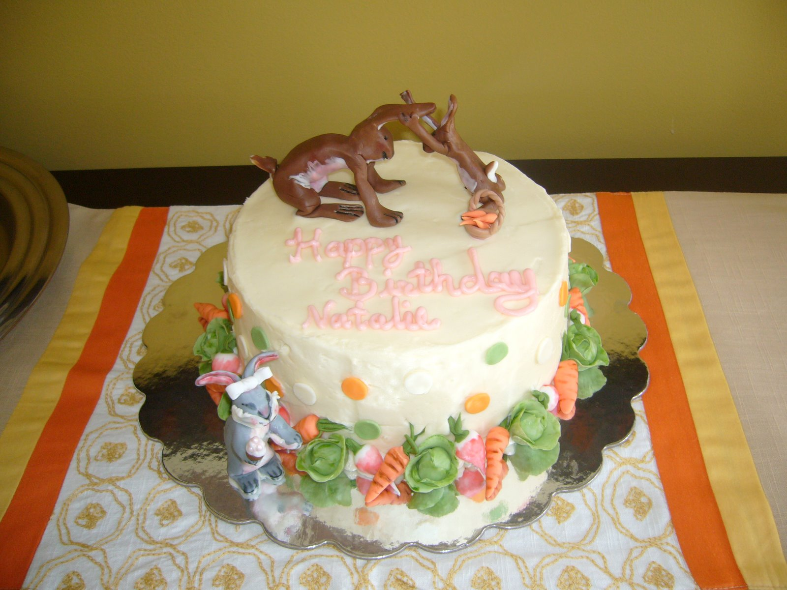 The Icing On Top By Meg A Very Hoppity Birthday