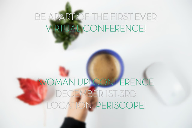 Woman Up! Conference