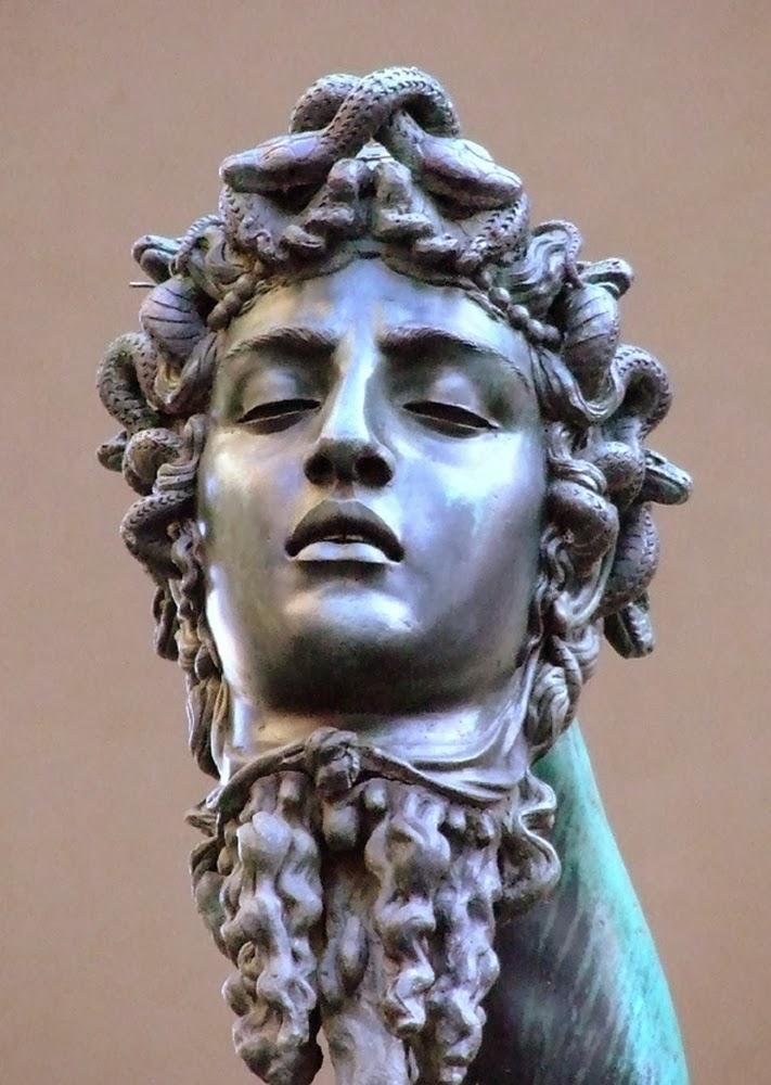 gaysculpture blog perseus by benvenuto cellini the