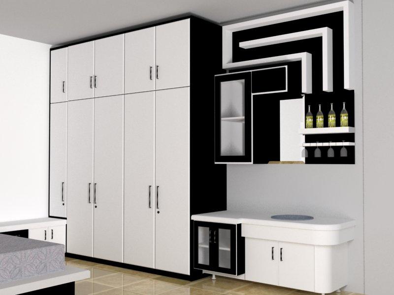 Pd bintang karya 2 harga kitchen set for Harga pasang kitchen set