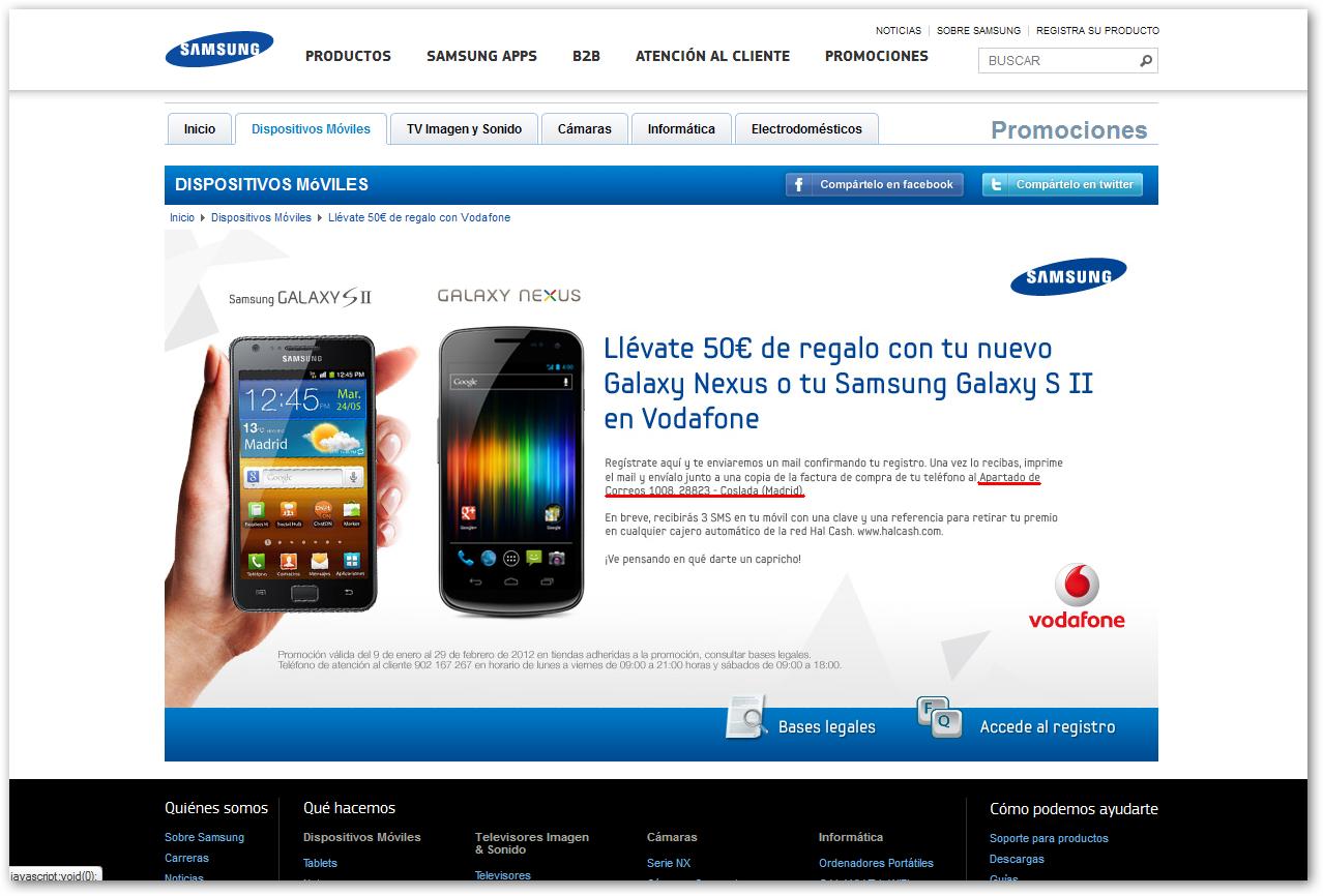 Concurso Samsung