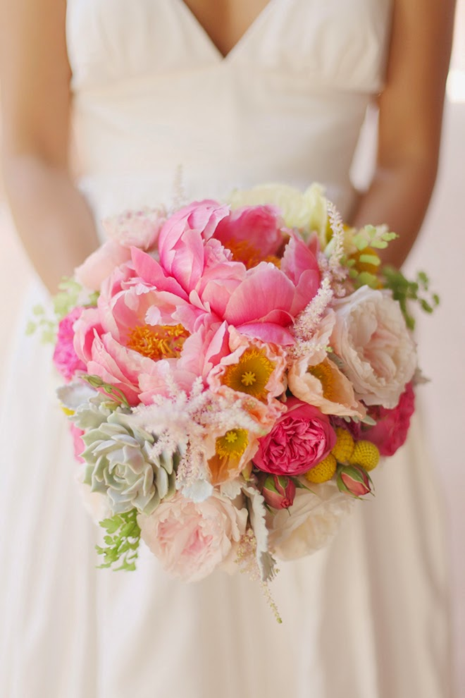 Bouquet tendenza 2014