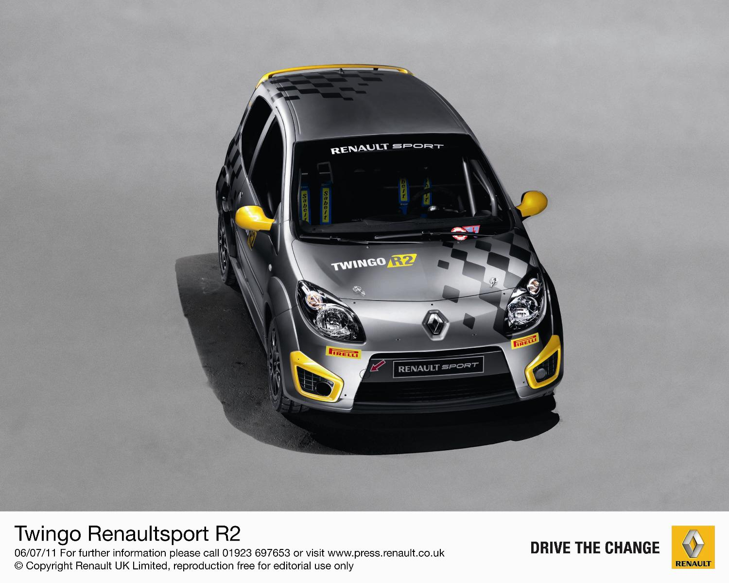 Overdrive: Renault launches new rally series in the UK