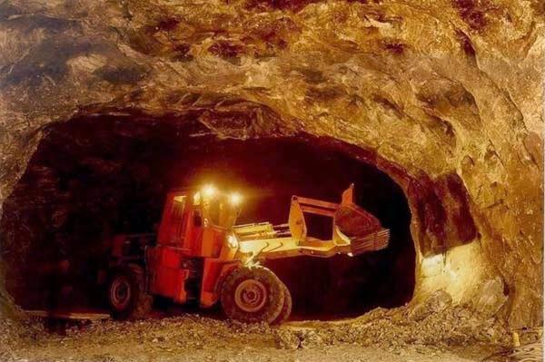 Çankırı Kaya Tuzu Mağarası