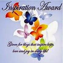 Βραβείο από την Σπυριδούλα μας,του blog 'Χειροποίητα Κοσμήματα'