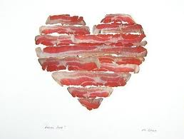Bacon saves my bacon