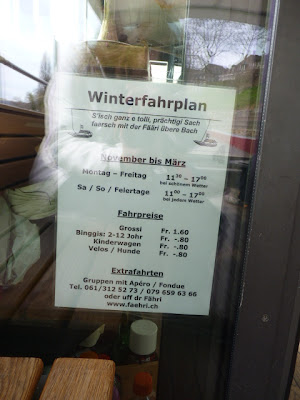 ¿Cuánto cuesta cruzar el Rin?