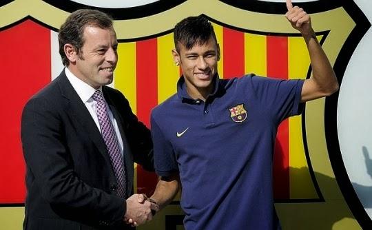 Banner de la entrada El misterioso caso de Neymar da Silva