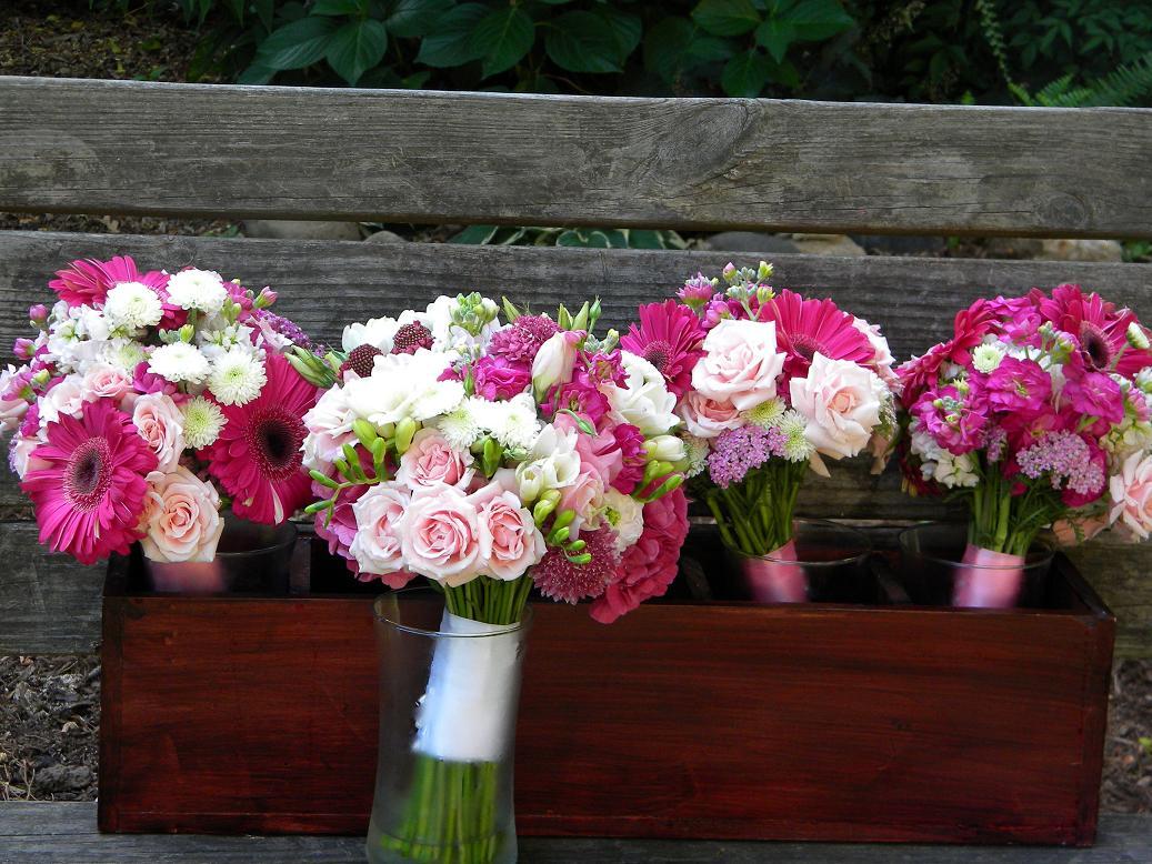Wedding Flowers From Springwell Weddings Kirsten And Daniel