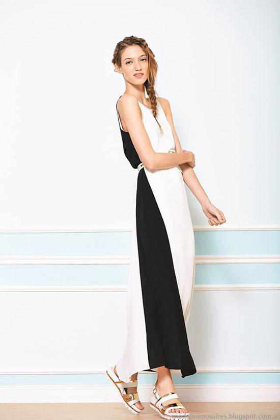 Vestidos largos Uma 2015. Moda y Tendencias en Buenos Aires Blog de Moda Argentina 2015.