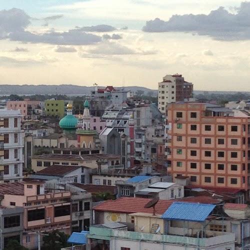 Birmanie, myanmar, voyage, photos de voyage, mandalay, toits