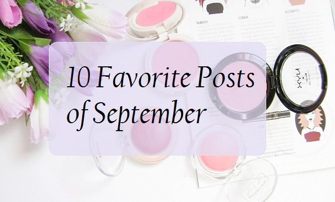 posts i've loved reading in september