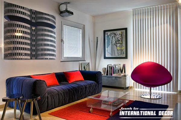 How To apply Contemporary style in the interior design | My Home Design