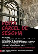Visita a la cárcel de Segovia