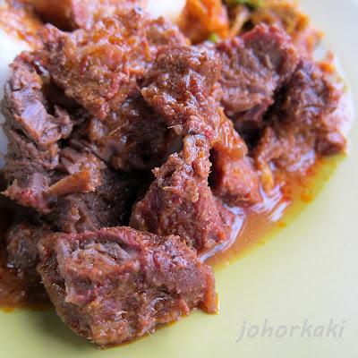 Lontong-Kering-Johor-Bahru