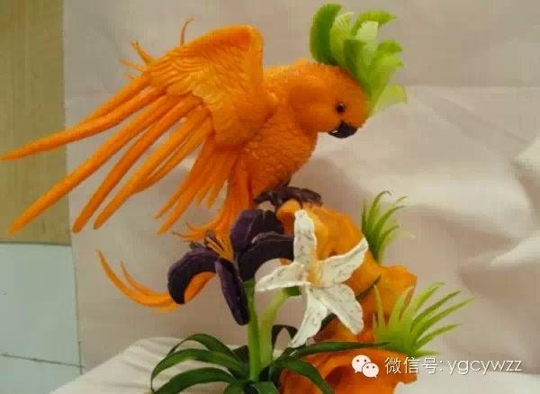 令人叫绝的食品雕刻艺术 - 亮麗 - 亮麗的博客