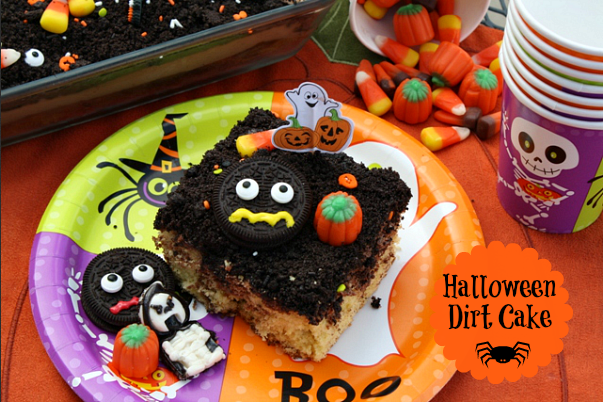 Dirt Cake Ideas For Halloween : Mommy s Kitchen - Recipes From my Texas Kitchen: Halloween ...