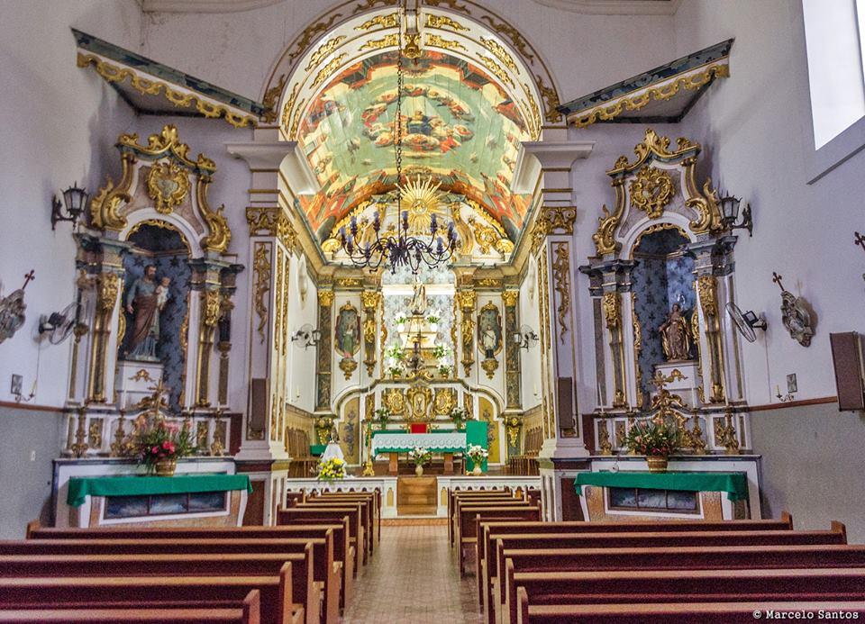 Igreja Matriz N. Sra da Conceição das Carrancas, de 1721