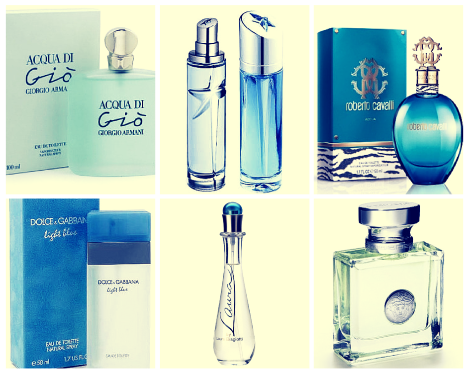 best summer fragrances
