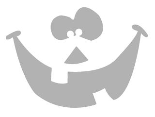 смешной шаблон для тыквы на хэллоуин