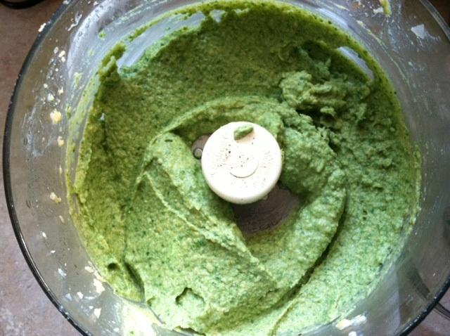 Preventing Culinary Amnesia: Caramelized Onion-Spinach Hummus
