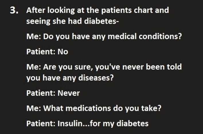 15 stories from doctors about their patients