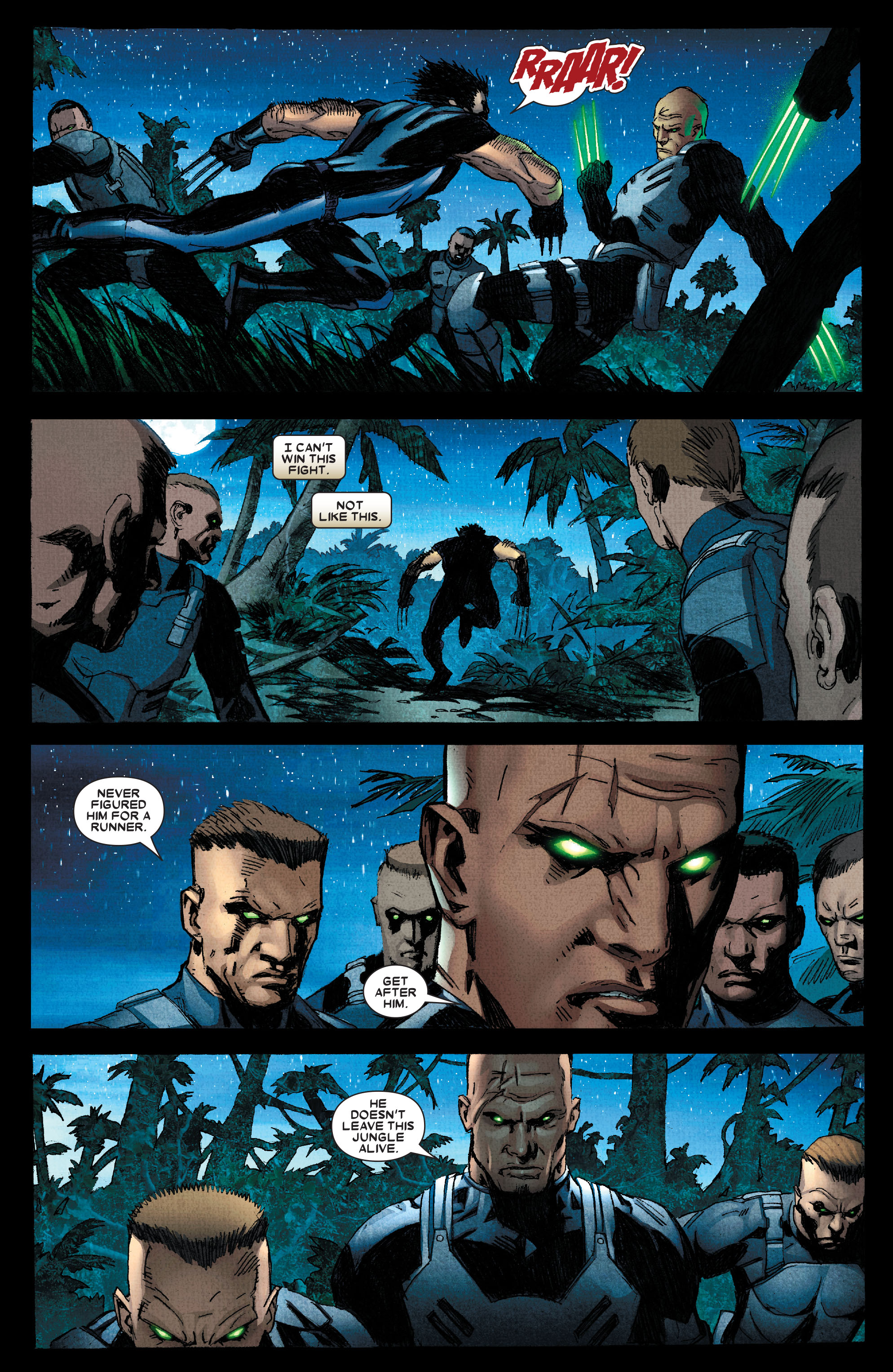 Wolverine: Weapon X #2 #15 - English 23
