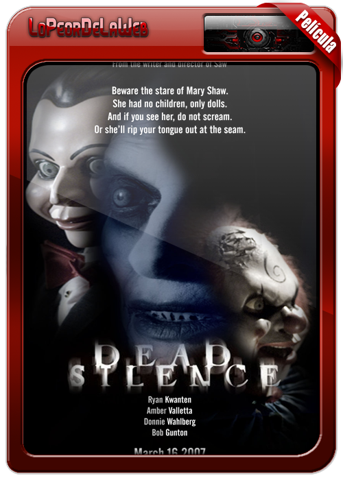 Dead Silence (2007) (Terror) [BrRip-720p-Dual-Mega]