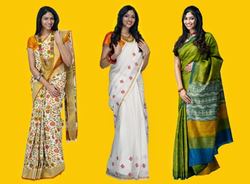 Sundari Silks Saree designs