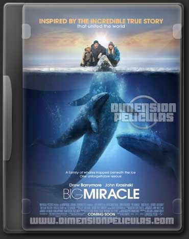 Big Miracle (BRRip HD Inglés Subtitulado) (2012)