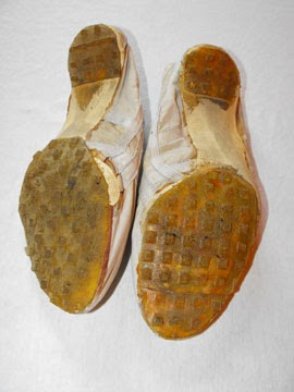 2021 - the 50th Anniversary of the Waffle Iron Shoe