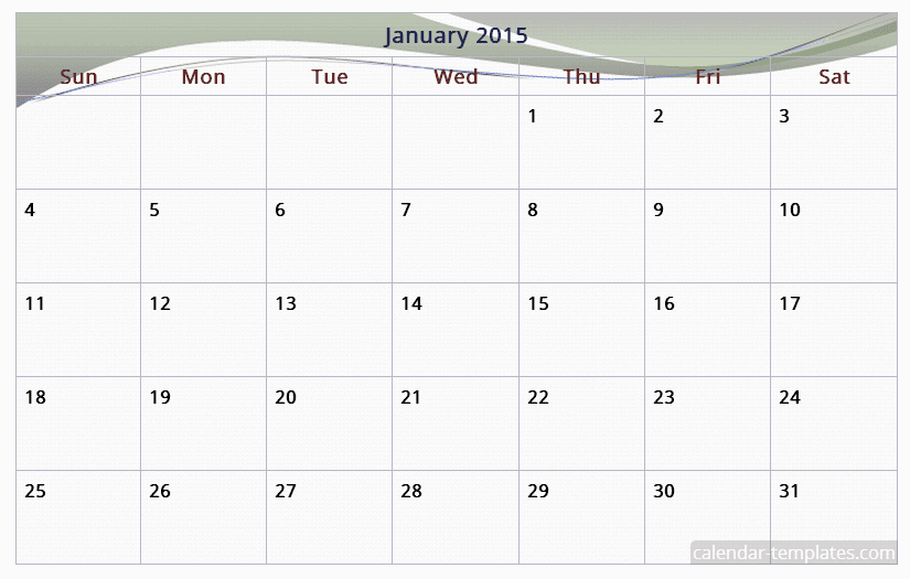 "... ""2014 Calendar Monthly Printable Free/page/2"" – Calendar 2015"