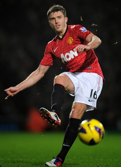 Michael Carrick Man Utd Midfielder profile 20132014