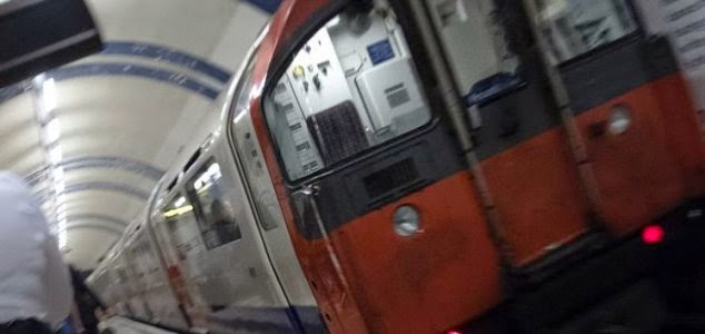 news london underground - Pánico en el metro de Londres
