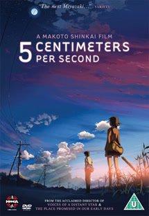 5cm Trên Giây - 5 Centimeters Per Second