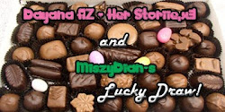 Dayana Az dan Miszy Dian buat LUCKY DRAW!