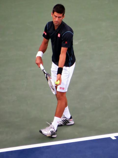 Novak Djokovic 2013 US Open