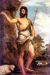 ST. JOHN THE BAPTIZER