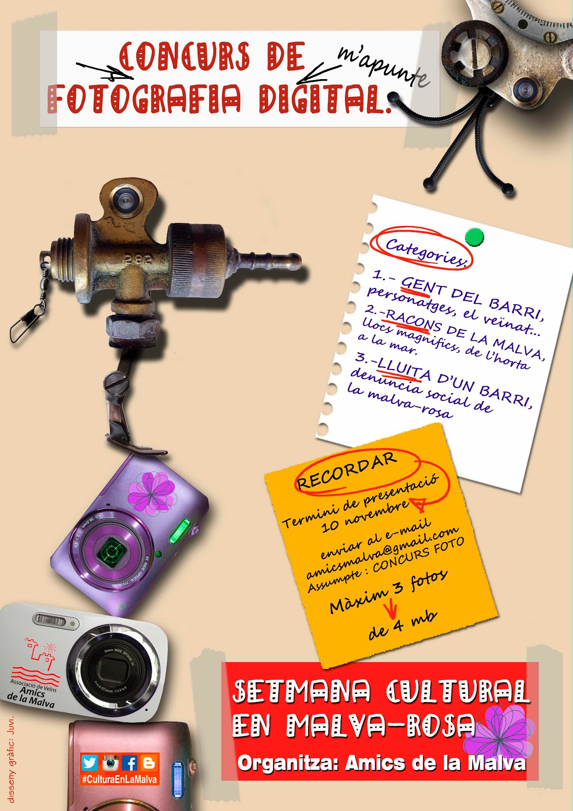 I Concurs de Fotografia digital