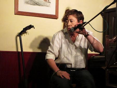 Jornadas sobre la Canción de Autor y el Libre Vuelo del Canto Popular. Organiza: Fernando G.Lucini