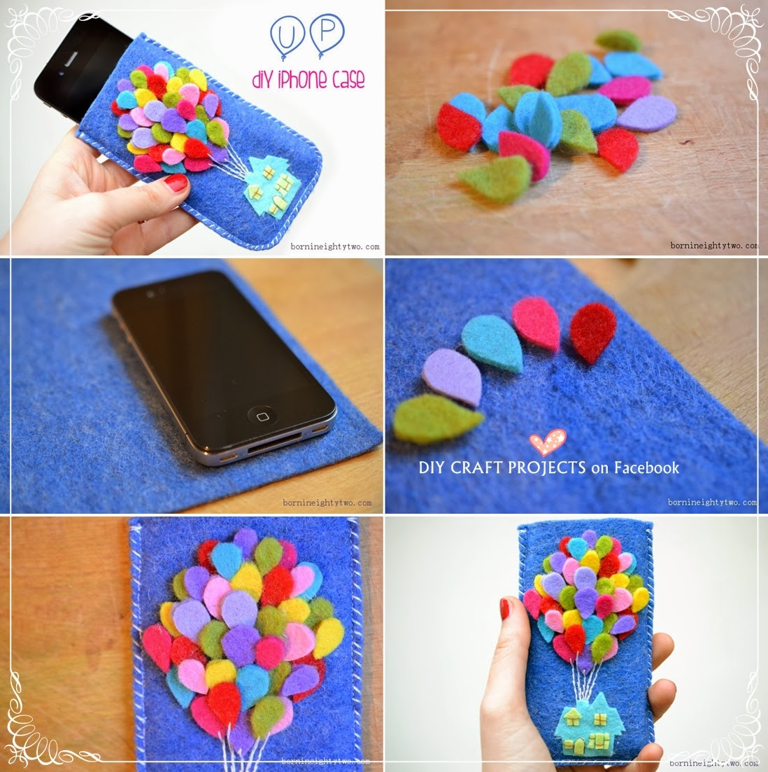 Diy Iphone Case Diy Craft Projects