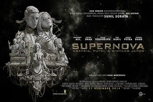 download film supernova ksatria