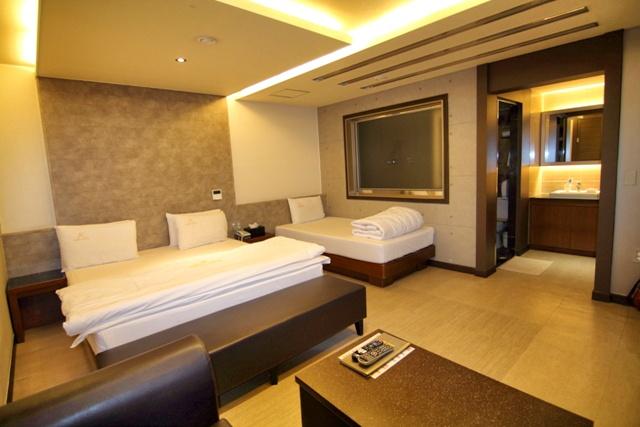 Habitación del Love Hotel