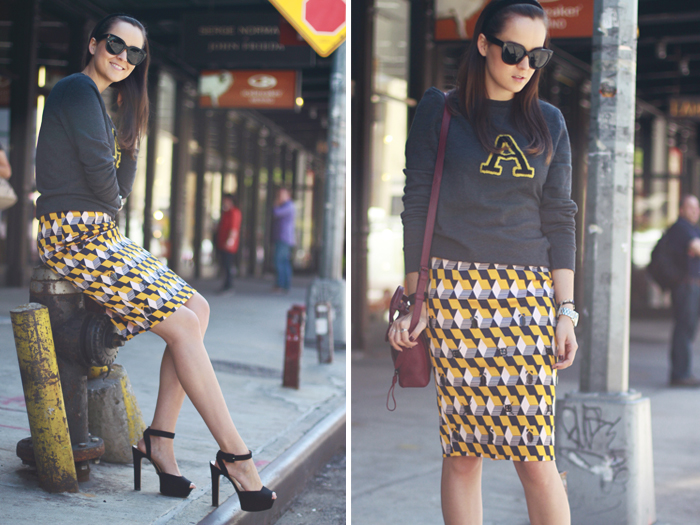 andy torres, stylescrapbook, style scrapbook, 3.1 phillip lim, a jumper, look of the day, celine sunglasses, h&m trend, fashion blog