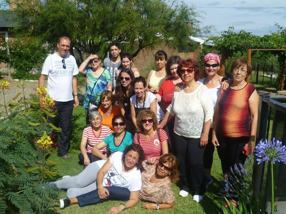 Viaje a Capilla del Monte 2014