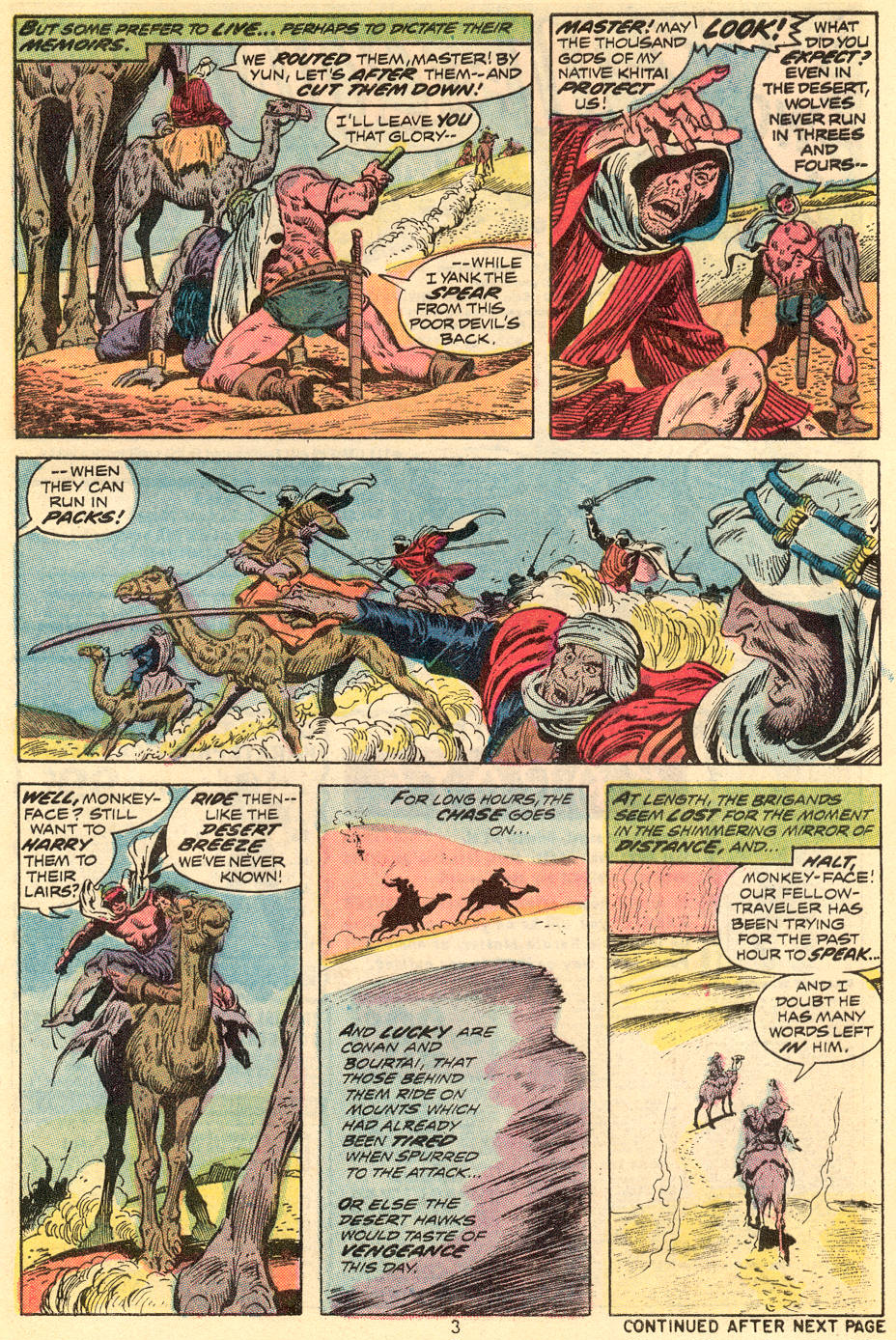 Conan the Barbarian (1970) Issue #35 #47 - English 4