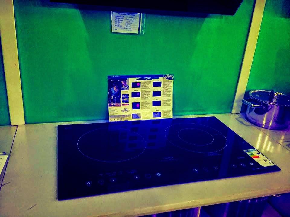 Bếp điện từ Munchen MC200i và catolog bảng giá