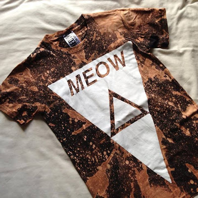 Meow Clothing Acid Trip Tee