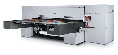 HP Scitex FB6100 digital press and digital printing for GotPrint.com